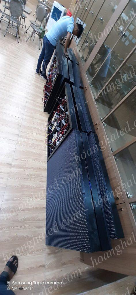 Bảng điện tử led P6 ngoài trời tại Hưng Yên