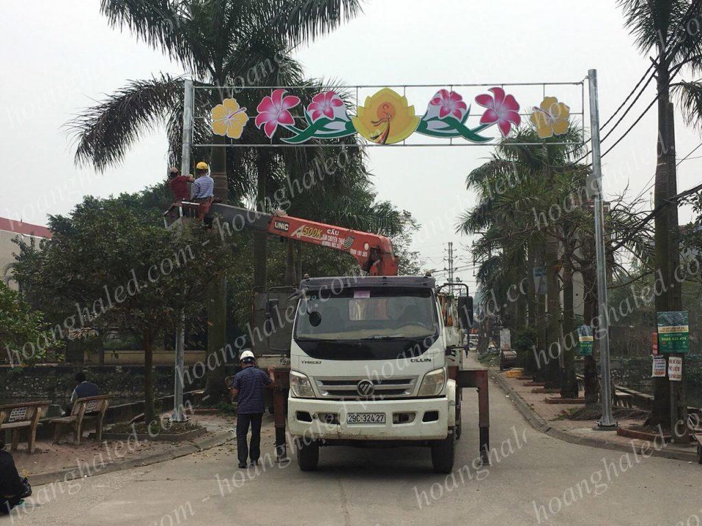 Hoa văn trang trí huyện Tiên Du - Bắc Ninh