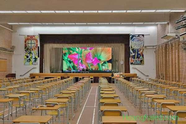 màn hình led phòng học