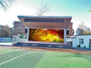 màn hình led trường đại học