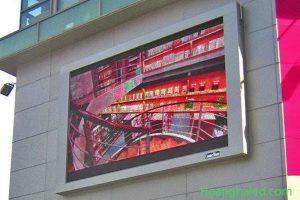 màn hình led ngành giao thông
