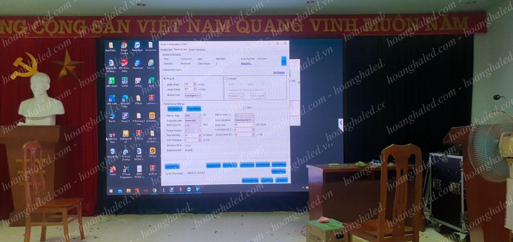 Màn hình Led P2.5 các huyện thị Phú Thọ
