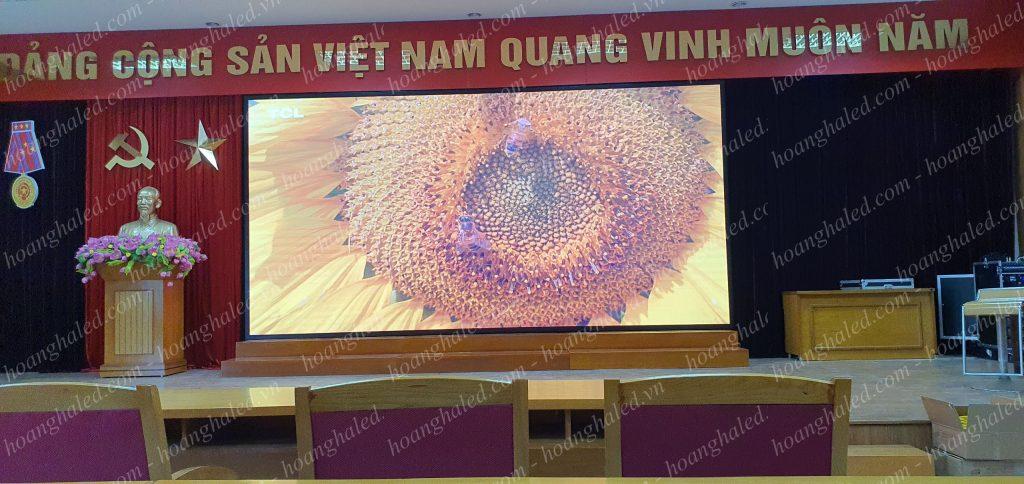 Màn hình fullcolor P2.5 tại thành phố Việt Trì - Phú Thọ